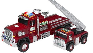 Hess 2015 51st Collectible Toy Fire Truck & Ladder Rescue