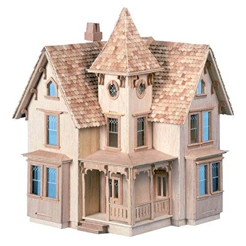 Fairfield Victorian Dollhouse Kit