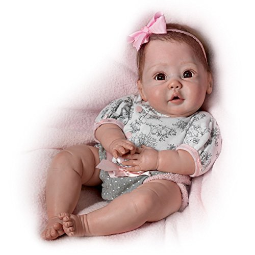 Cuddly Coo! Coos When Cuddled - So Truly Real Lifelike Baby Doll