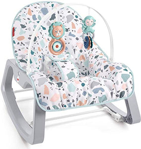 Fisher-Price Infant-to-Toddler Rocker Portable Baby Seat