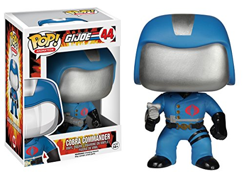 Funko POP TV: G.I. Joe - Cobra Commander Action Figure