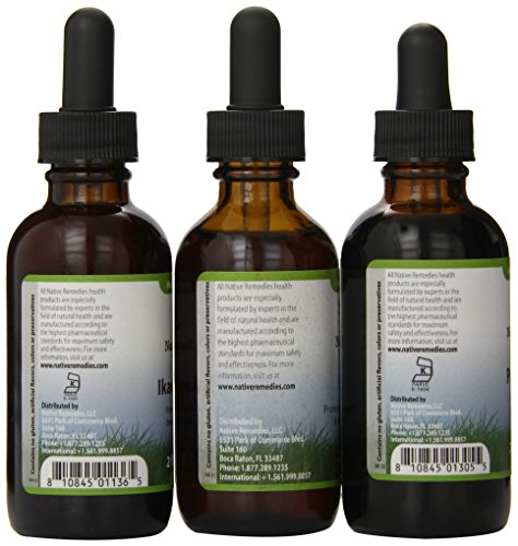Native Remedies Prostate Ikawe And Fertile Xy Ultrapack