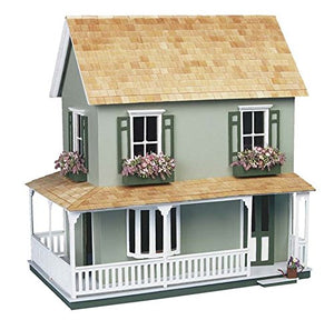 Greenleaf Laurel Dollhouse Kit