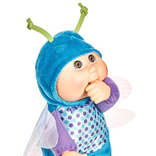 Cabbage Patch Kids Cuties Bluebell Dragonfly Doll - Garden Party Collection