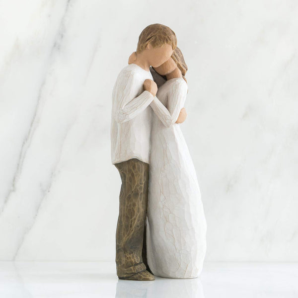 Willow Tree Promise, sculpted hand-painted figure