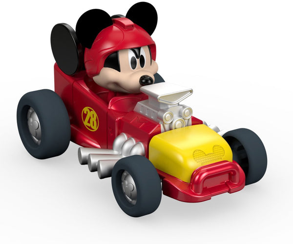 Fisher-Price Disney Mickey & the Roadster Racers, Hot Rod 5-Pack