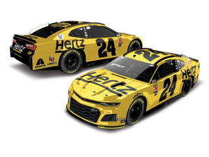 William Byron, Hz, 2019, Chevrolet Camaro, NASCAR Diecast 1: 24 Scale