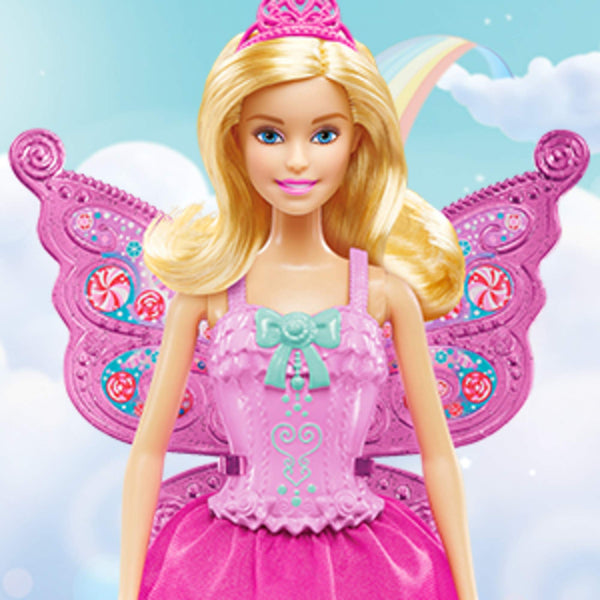 Barbie Fairytale Dress Up, Blonde