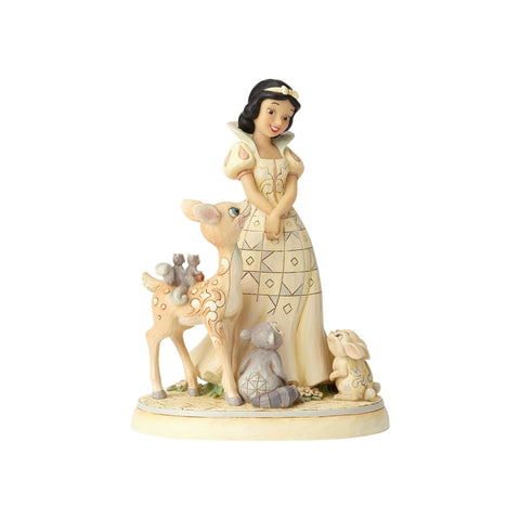 Enesco Disney Traditions by Jim Shore Woodland Snow White Figurine