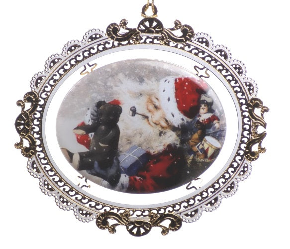 Holiday | Victorian Christmas Ornaments