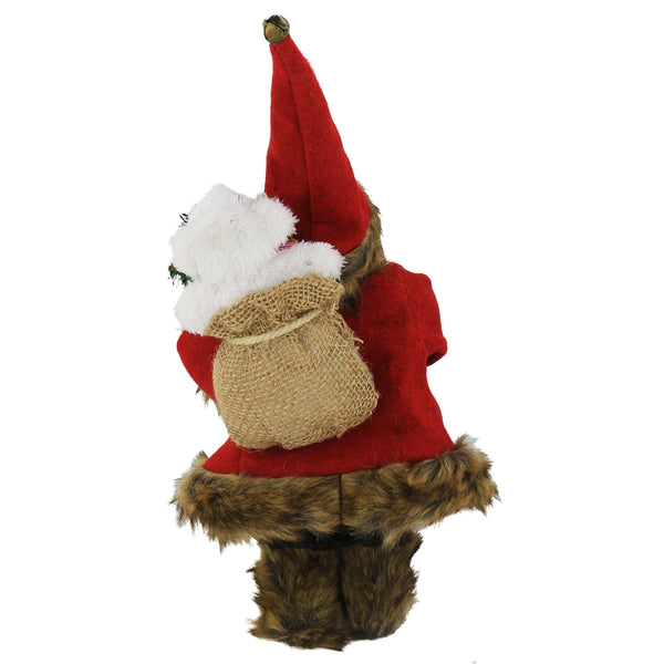 13.5 Inch Christmas Santa Claus Figurine Ornaments