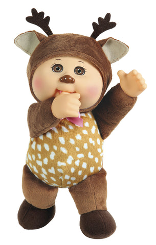 "Cabbage Patch Kids 9"" Sage Deer Cutie Doll"