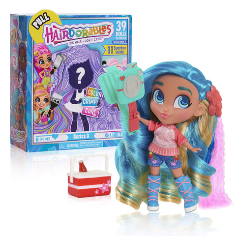 Hairdorables - Collectible Surprise Dolls & Accessories: Series 3