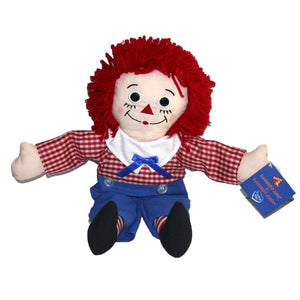 Dollsite | Raggedy Andy Doll 8 Inches