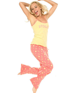 Sleepwear | Pajamas For A Spoiled Girl Cami and Pants