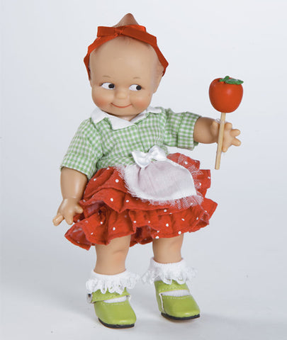 Candy Apple Kewpie Doll available at One Great Shop