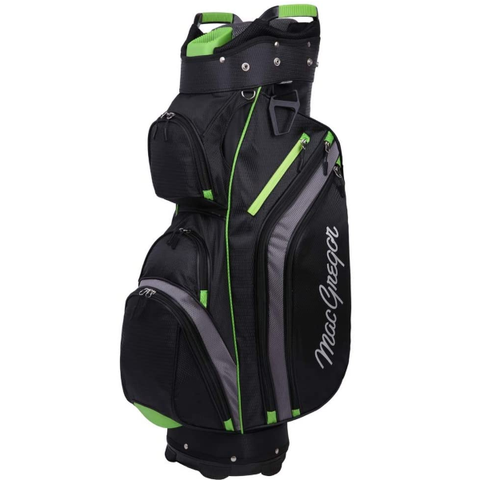 Golf Bag | MACGREGOR Top Cart Bag with Removable Insulated Cooler