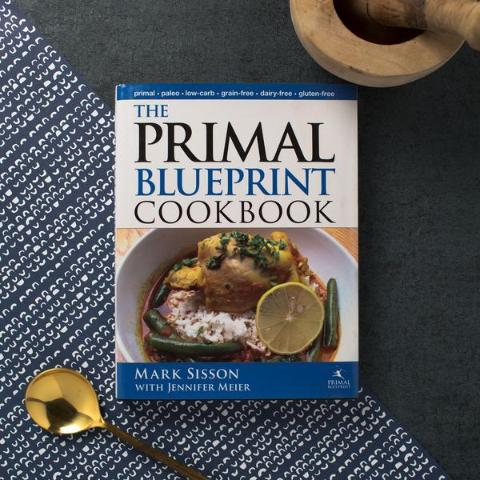 Primal Blueprint Cookbook