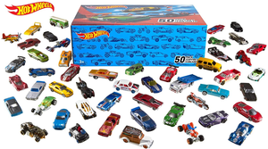 Diecast |  Hot Wheels Basic Car 50-Pack