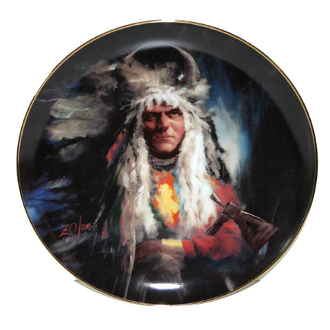 Collector Plate | Algonquin by Donald Zolan