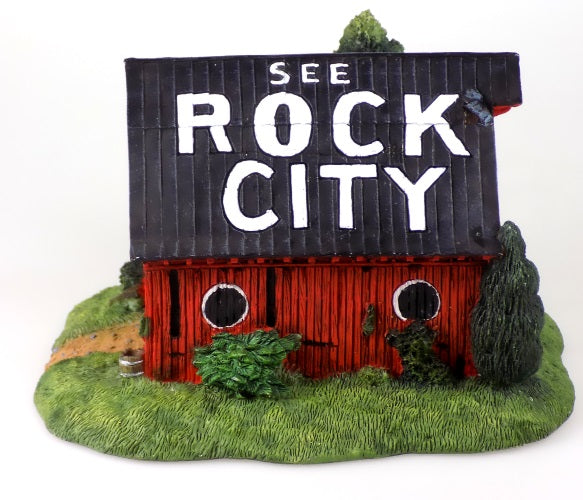 Collectibles | America's Country Barns See Rock City