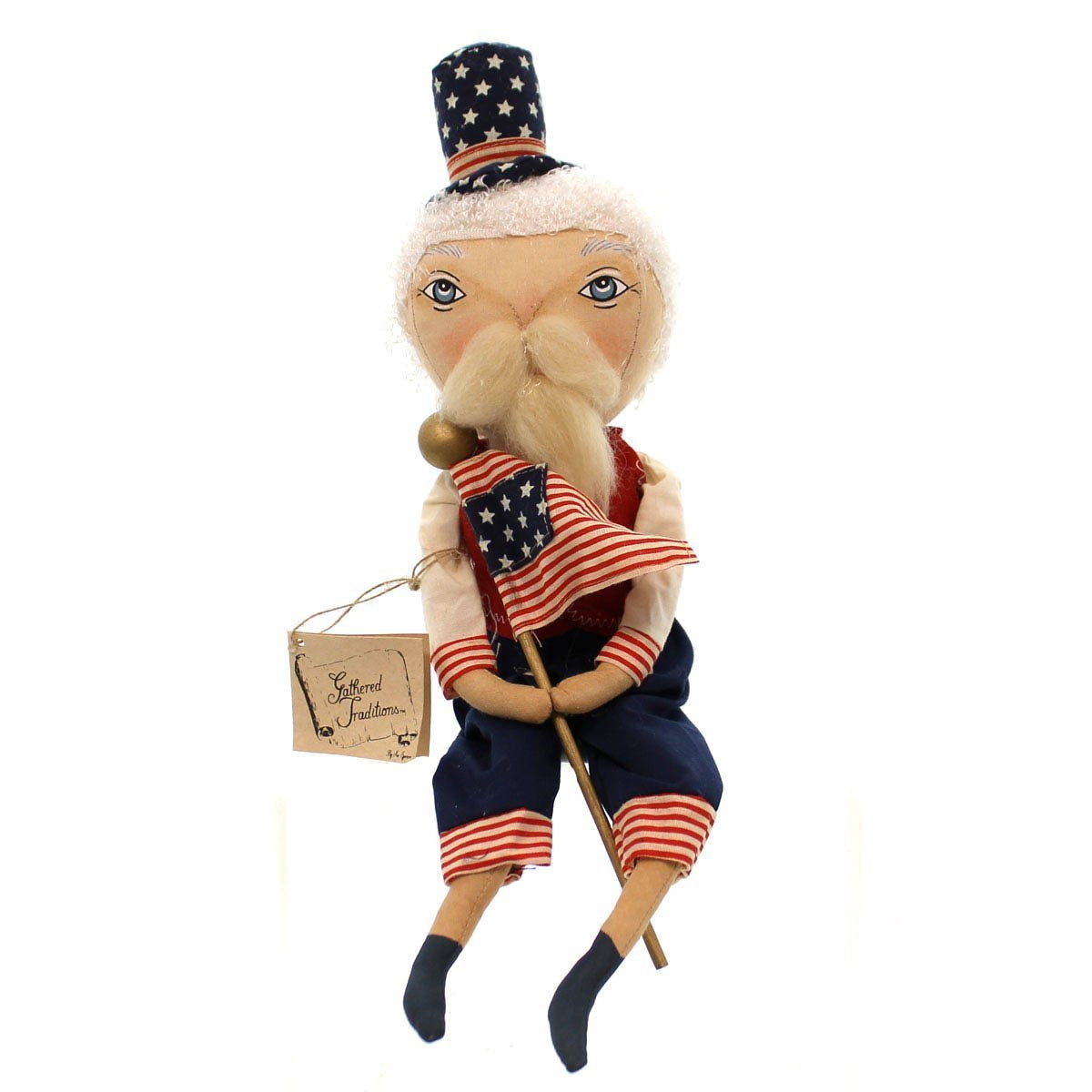Joe Spencer Dolls Fourth Of July SAMUEL Liberty Independence Day