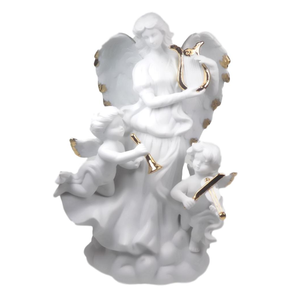 Angel Musical Figurine