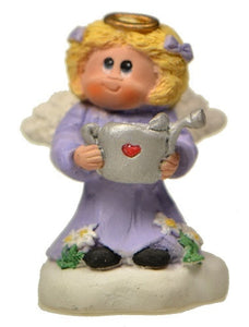 Figurines | Angel with Sprinkling Can Figurine