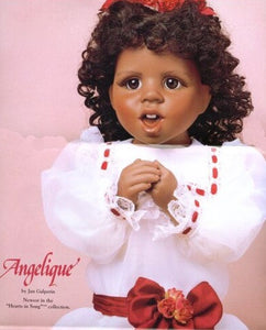 Dolls |  Georgetown Dolls Angelique African American Doll