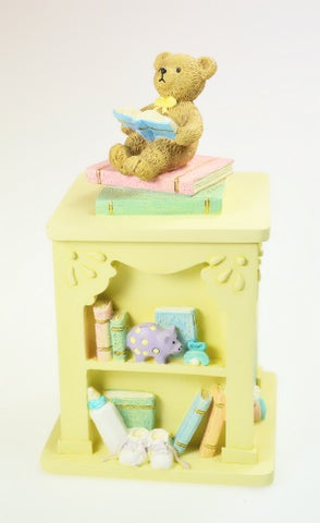 Whimsical Bears | Baby Keepsake Box Teddies Bear