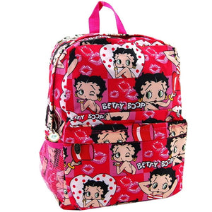 Fashion | Betty Boop Backpack