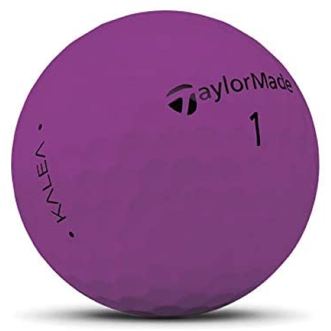Golf Equipment | Purple Golf Balls TaylorMade Kalea
