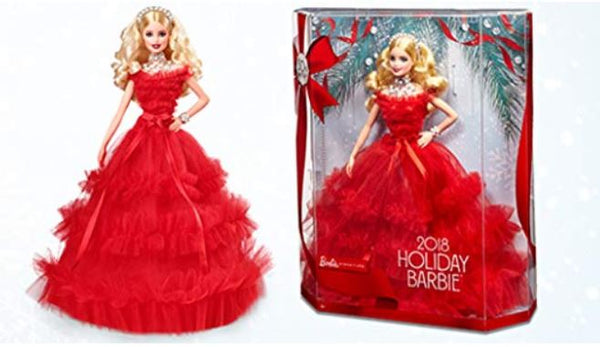 Barbie Dolls | 2018 Holiday Barbie Doll