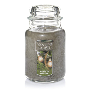 Yankee Candles Christmas Holiday Scent