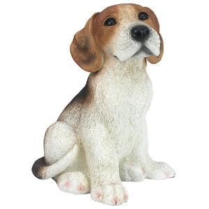 Beagle Dog Figurine Statue