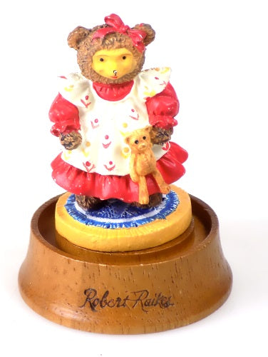 Whimsical Bears | Raikes Mini Teddy Bear