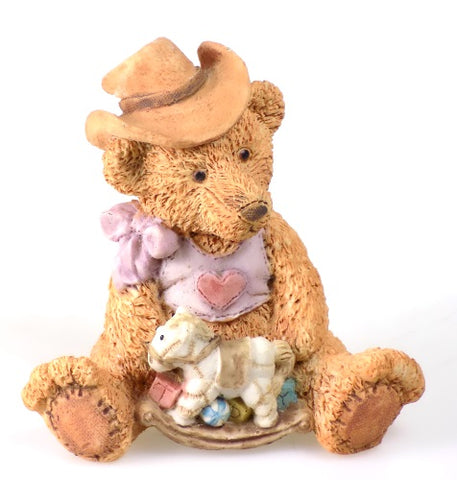 Whimsical Bears | Cowboy Teddy Bear