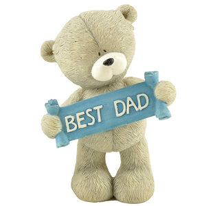 Best Gifts for Dad Teddy Bear Figurine Collectible