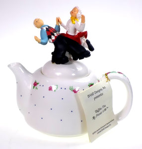 Collectibles | Best Friends Dancing The Night Away Tea Pot