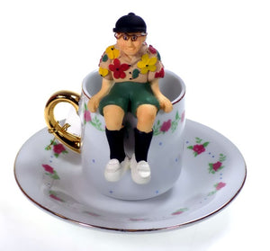 Collectibles | Best Friends Tea Cup Plum Mellow