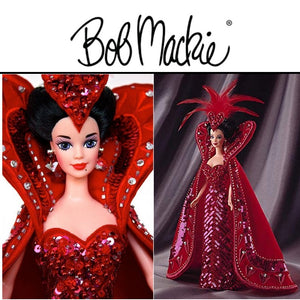 Barbie Dolls |  Queen of Hearts Bob Mackie