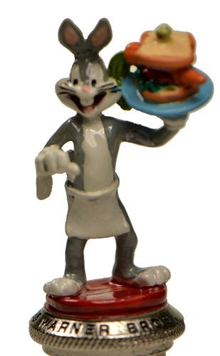 Collectibles | Bugs Bunny Cork Bottle Stopper Home Decor Looney Tunes