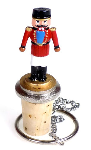 Collectibles | Soldier Cork Bottle Stopper Home Decor