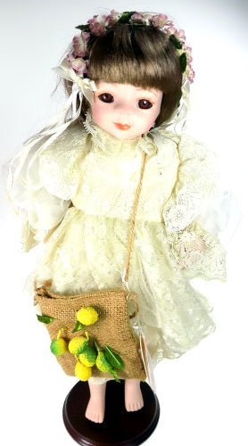 Shop Bradley Dolls for Lemon Pixie Doll at One Great Shop For Dolls