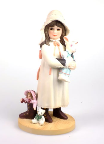 Figurines | Jan Hagara Brooke Young Girl Porcelain Figurine