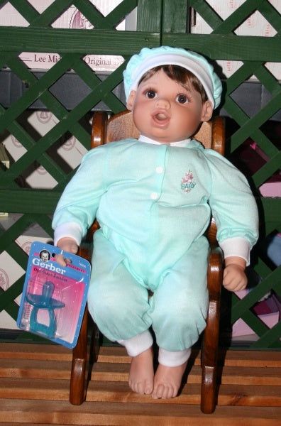 Dolls | Virginia Turner Dolls Kradle Kids available at One Great Shop