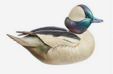 Duck Decoys | Bufflehead Drake duck decoy