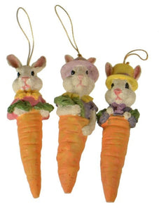 Collectibles | Figurine Ornaments Bunnies Set