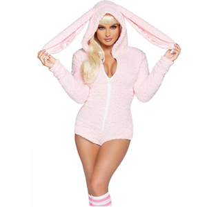 Lingerie | Women's Assorted Cuddly Animal Costumes