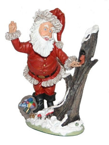 Holiday | Christmas Santa Claus Figurine Yesterday Friends
